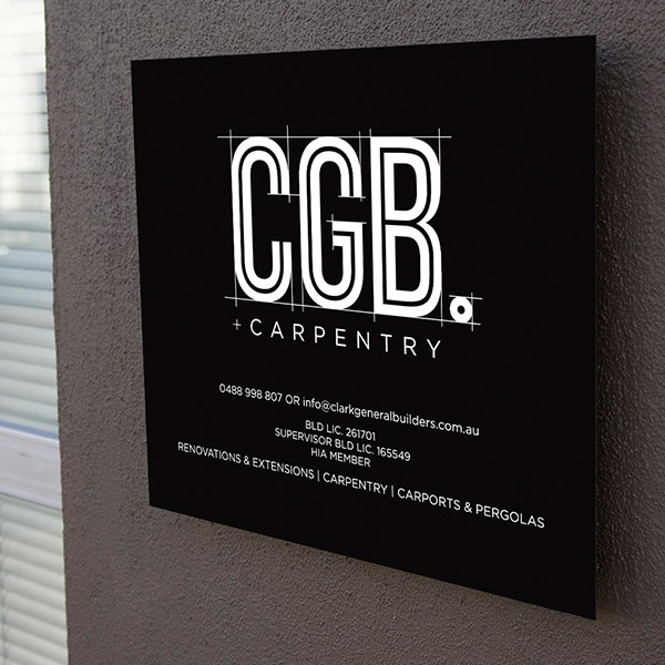 CGB. Carpentry